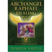 Archangel Raphael Healing Cards