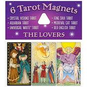 Tarot Magneter Lovers
