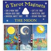 Tarot Magneter The Moon