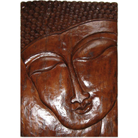Budda Trätavla