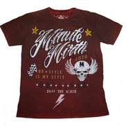 T-shirt -Minute Mirth - Vintage