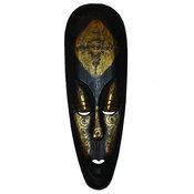 Mask - Guldmönster