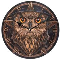 Design Klocka - Owl