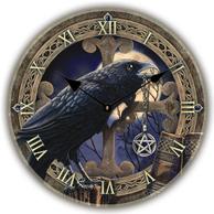 Design Klocka - Crow