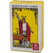 Rider-Waite svensk tarot (pocket)