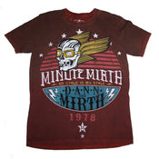 T-shirt - Minute Mirth - Vintage