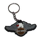 Nyckelring - Harley Davidson