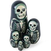Ryska dockor - Skelett