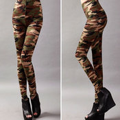Camoflage - Leggings