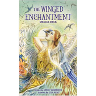Winged Enchantment - Oracle Cards