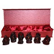 Set Lycko Buddas