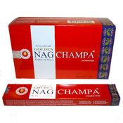 Rökelsepinnar - Golden Nag - Champa