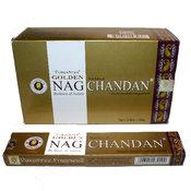 Rökelsepinnar - Golden Nag - Chandan