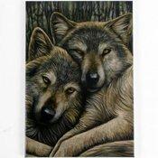 Magnet - Wolves