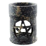 Aromalampa - Sandstone Pentagram