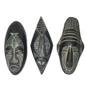 Afrikanska Masker
