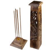 Rökelsehållare Torn - Antik