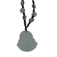 Halsband - Jade Budda