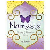 Namaste Dvination & Blessing Cards