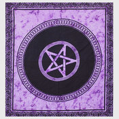 Pentagram / överkast