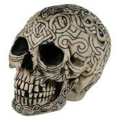 Celtic Skull Box 12cm
