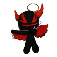 Nyckelring - Voododoll - Devil
