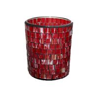 Mosaiklykta - Röd