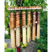 Vindspel - Wild Mountain Bambu 65cm