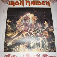 Affish - Iron Maiden