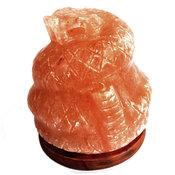 Saltstenslampa Orm