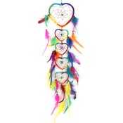 Drömfångare Rainbow Hearts