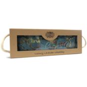 Vetekudde med Lavender / Presentförpackning