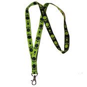 Nyckelband - Tass - Svart/Grön
