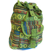 Nepal Backpack - Grön